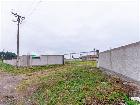 Terreno para locacao no Planta Campo Largo em Piraquara com 2,400m² por R$ 2.000,00
