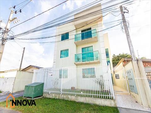 Apartamento para venda no São Marcos em São José dos Pinhais com 44m² por R$ 143.000,00
